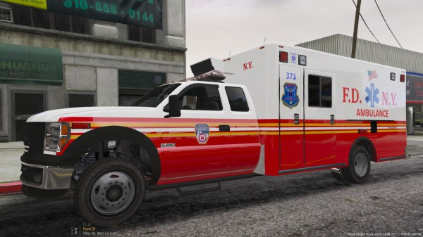 Fdny Ambulance Mod Gta 5 - Year of Clean Water