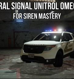 federal signal unitrol omega 90 for siren mastery [ 1200 x 800 Pixel ]