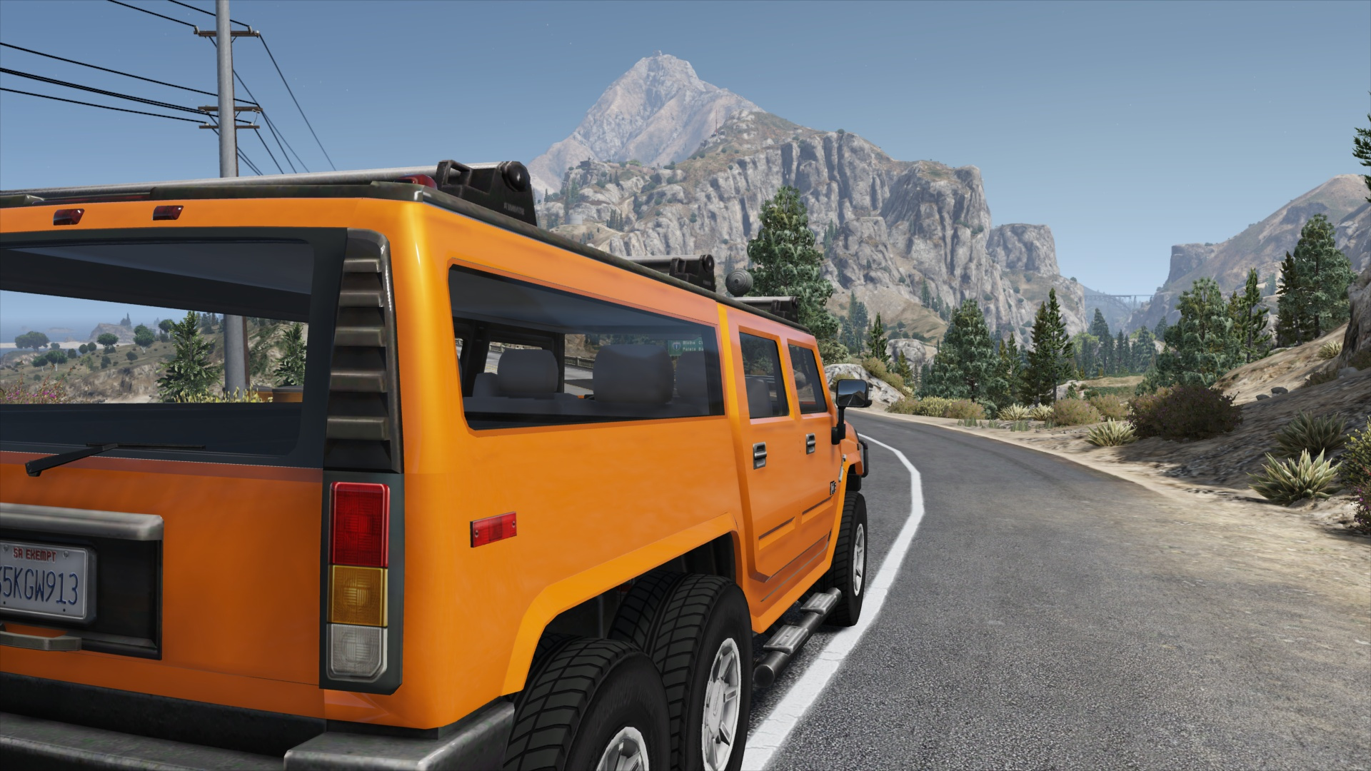 Hummer H6 [Add Replace