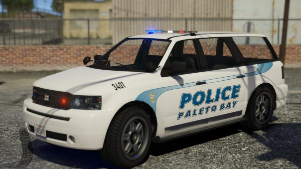 Bay City Police Ford Suv Livery Texas - Year of Clean Water