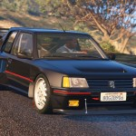 Peugeot 205 Turbo 16 Add On Tuning Livery Gta5 Mods Com