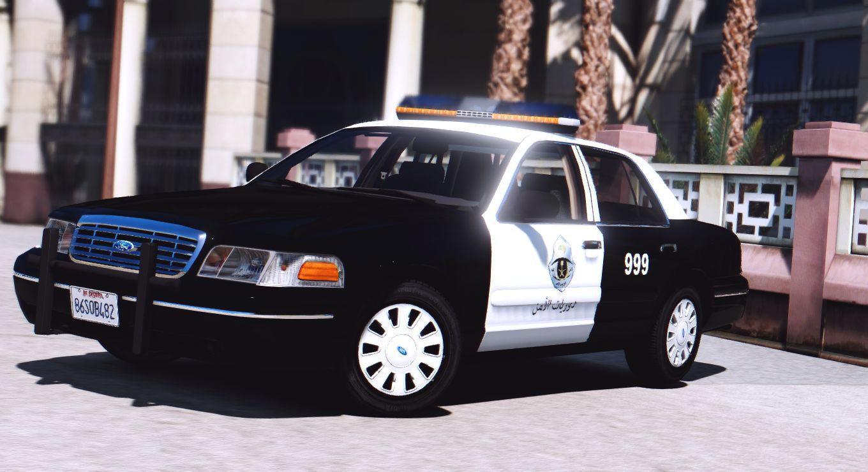 Saudi Police Pack دوريات سعودية Gta5 Mods Com