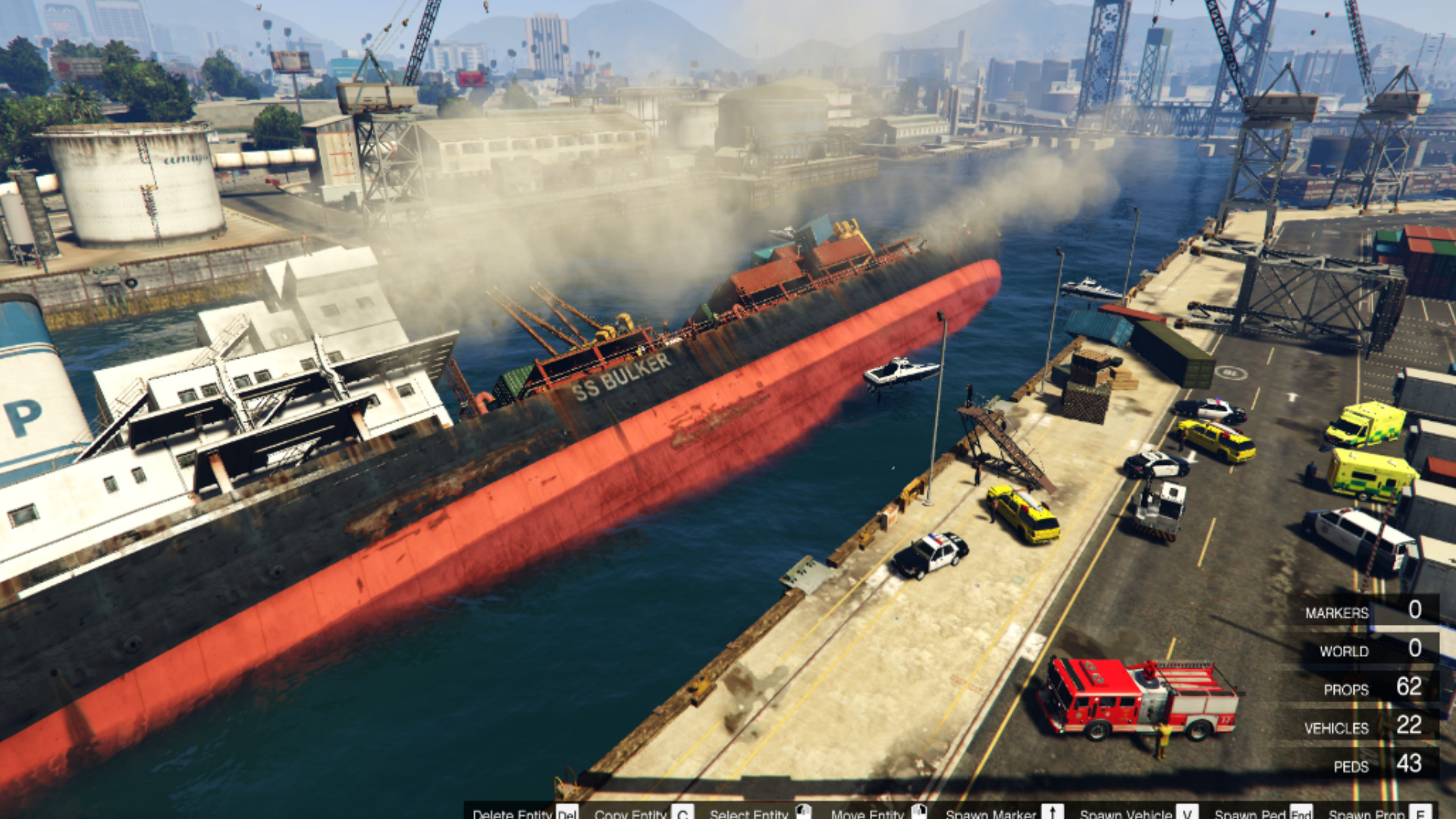 Tony Satunas How To Dock Boat Gta V