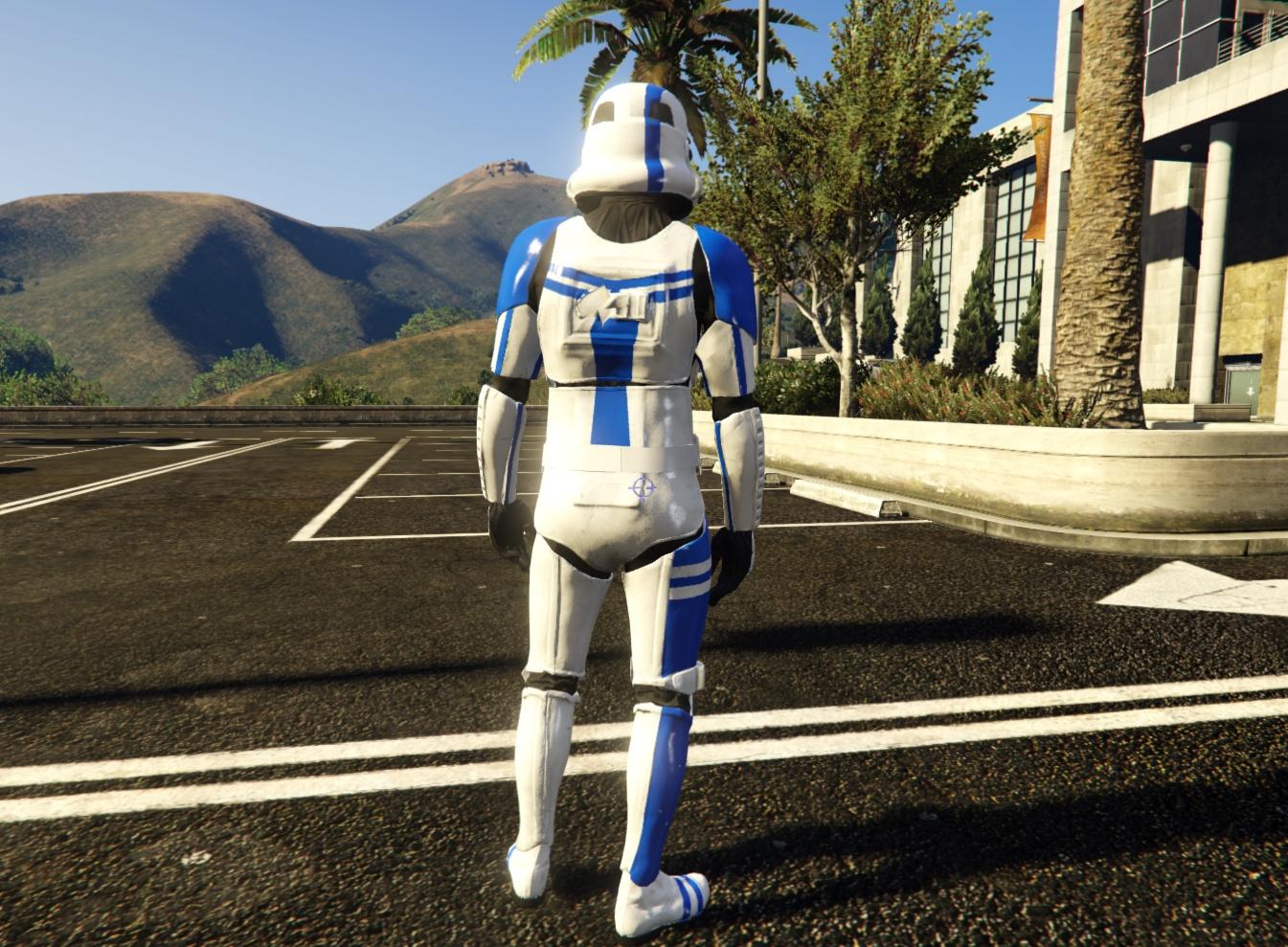 Stormtrooper Commander Add On