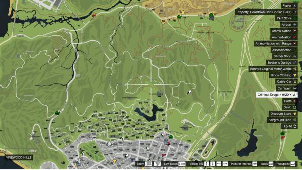 Fivem Drug Locations