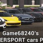 Supersport Cars Pack By Scrat Gta5 Mods Com