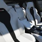 2019 Bmw M5 F90 Xdrive Handling Engine Sound Swap White Interior Gta5 Mods Com