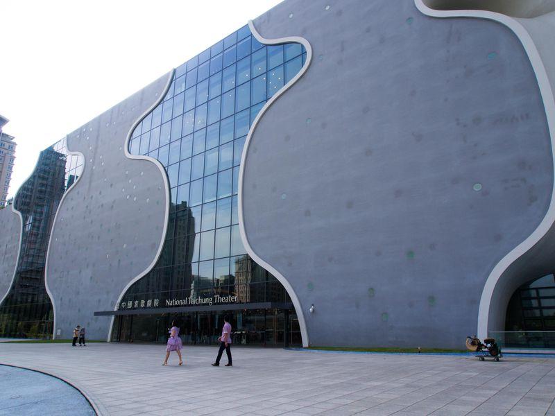 世界の9大新ランドマーク!伊東豊雄氏設計の台中国家歌劇院がユニーク過ぎる! | 台湾 | トラベルjp<たびねす>