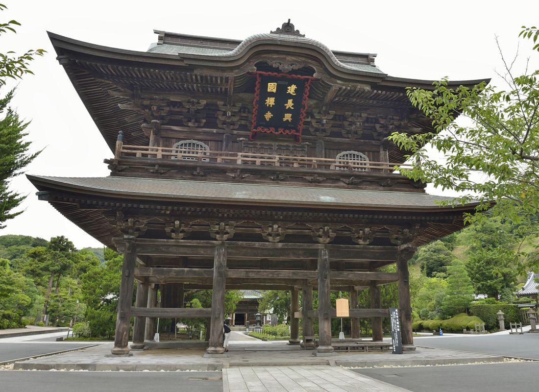 鎌倉最大の寺院・建長寺~格式高い禪宗の大伽藍を拝観 | 神奈川県 | トラベルジェイピー 旅行ガイド