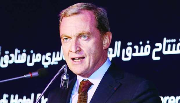 French investments in Qatar on the rise: envoy