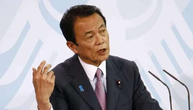 40-year cycle: Top Japan minister calls 2020 the 'cursed Olympics'