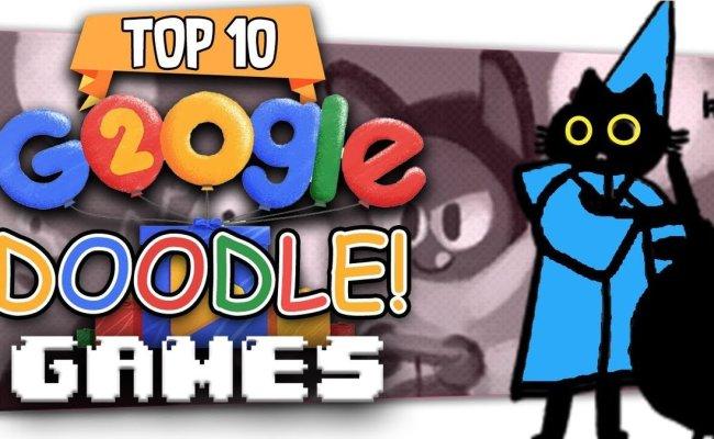 Popular Google Doodle Games To Play Google Brings Back