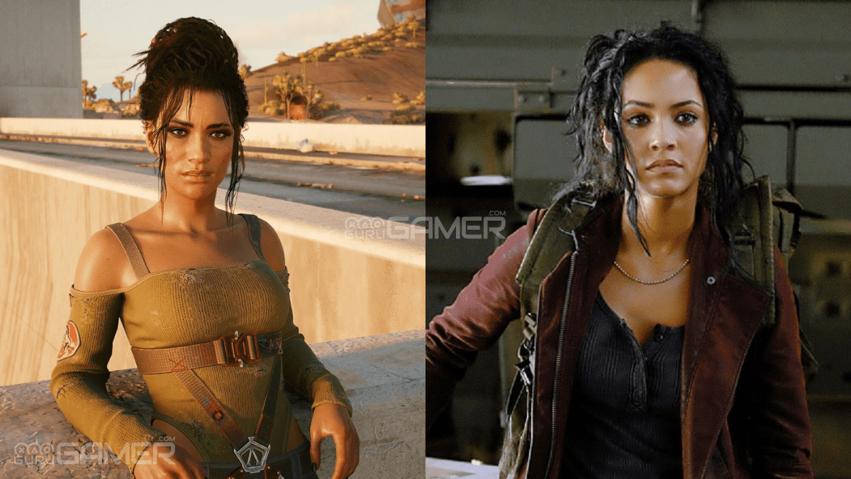 Who Is Panam Palmer Actress In Cyberpunk 2077?