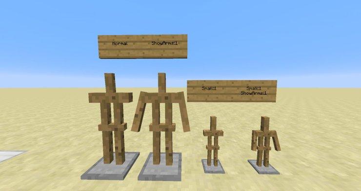 Minecraft Armor Stand Çeşitleri