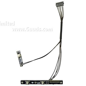 Power Mute Volume Control Flex Cable Ribbon for iPad