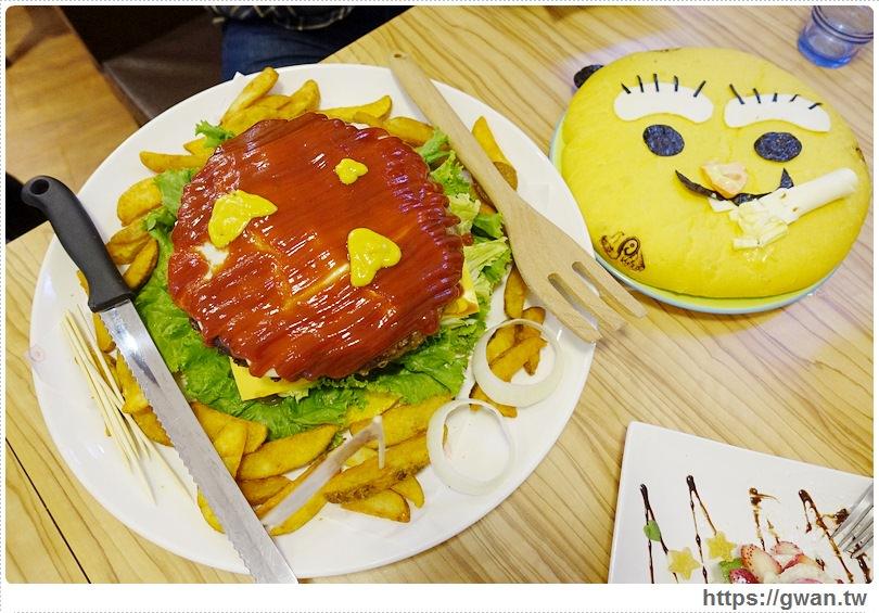 台中美食,創意漢堡,雙魚2次方,食尚玩家推薦,爆漿漢堡排,手打漢堡,漢堡DIY,幸福料理,手工料理,台中必吃漢堡,一中街推薦美食,造型漢堡,台南搬來台中的漢堡店-20-164-1