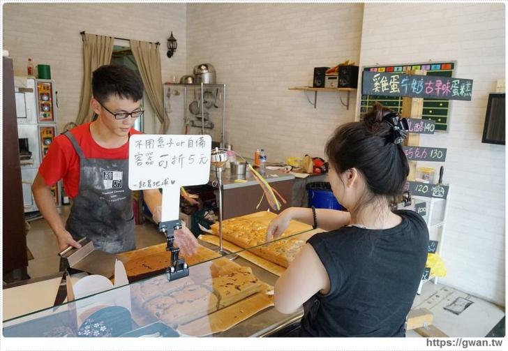 20180716001543 47 - 熱血採訪 | 台中隱藏版水果乳酪蛋糕,假日才賣沒預訂吃不到