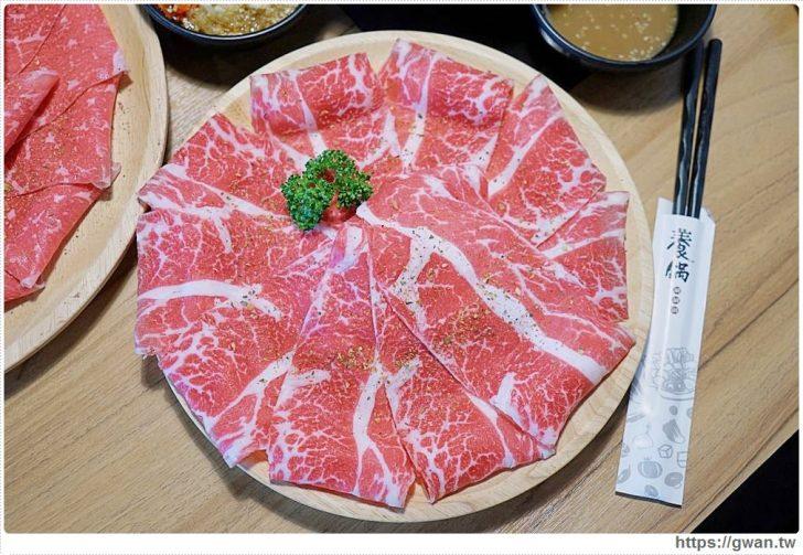 20181028115938 64 - 熱血採訪 | 養鍋東英店中午開鍋囉!!大肉哥最低49元給你加倍肉量,菜盤還可以換肉肉呦~