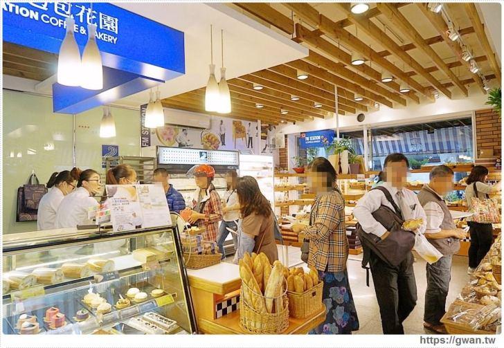 20181110115121 72 - 熱血採訪 | 馥漫麵包花園夢幻下午茶新上市,11月底前新品甜點加購飲料只要半價呦