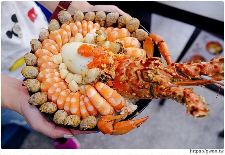 20190926135502 26 - 熱血採訪   營業到凌晨還可免費加飯!五種海鮮現點現煮只要100元,就在豐原粥狂海鮮粥