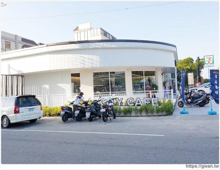20191018210757 90 - 台中最新7-ELEVEN特色門市,純白簡約美得像咖啡廳的保雅門市