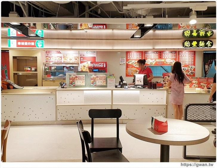 20191030234822 82 - 台中人終於等到拿坡里炸雞店!第一間開幕超低調,居然躲在愛買美食街