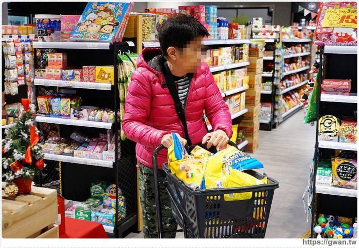 20191210142736 47 - 熱血採訪│台中最齊全的進口零食批發倉庫出清!限定兩個禮拜,超佛心價格還能免費換冰淇淋!