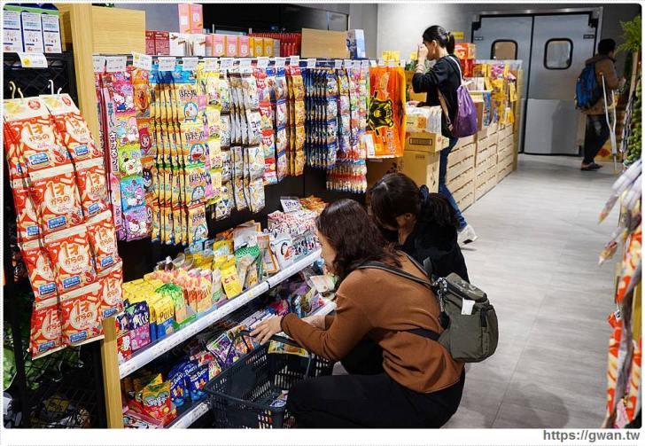 20191210142849 31 - 熱血採訪│台中最齊全的進口零食批發倉庫出清!限定兩個禮拜,超佛心價格還能免費換冰淇淋!
