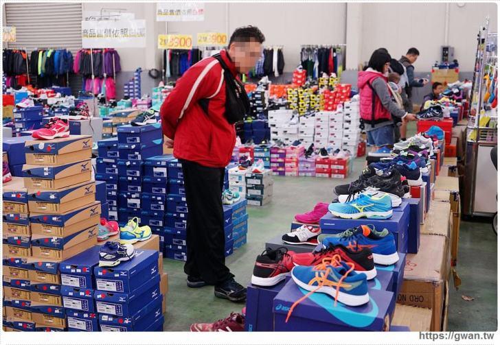 20191227215202 45 - 熱血採訪 800坪台灣廠拍年底快閃10天,大小家電超值福利品,運動鞋加10元多一雙!