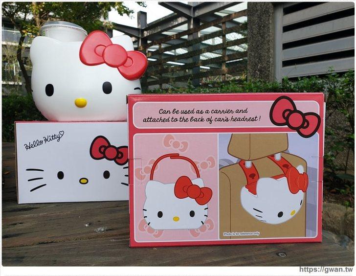 20200120122029 29 - 麥當勞Hello Kitty萬用置物籃開賣啦!可單買、可加購,全台限量10萬個售完為止~