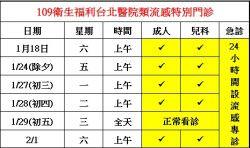 過年醫院有開嗎?2020臺北各大醫院過年門診,類流感門診時間整理 - 吃關關