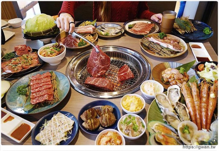20200220000358 21 - 熱血採訪│台中燒肉吃到飽,現撈泰國蝦、厚切牛排、近80種食材吃到飽,還有生啤無限暢飲一人只要799!