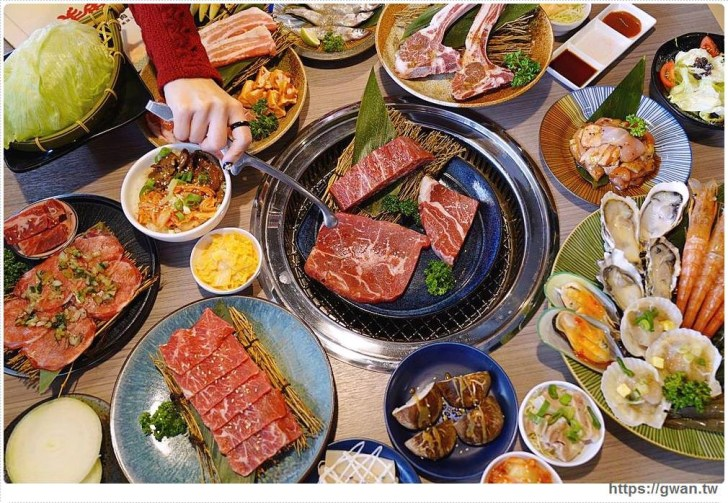 20200220000400 57 - 熱血採訪│台中燒肉吃到飽,現撈泰國蝦、厚切牛排、近80種食材吃到飽,還有生啤無限暢飲一人只要799!