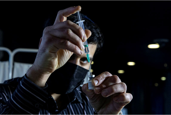 Pfizer COVID vaccines delivering promised rate of protection, Israeli data shows
