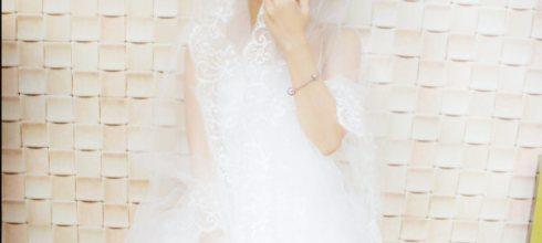 (外拍)我的初體驗 婚紗拍攝好開心 但沒有老公 假如嫁不出去也可能只會拍這次....