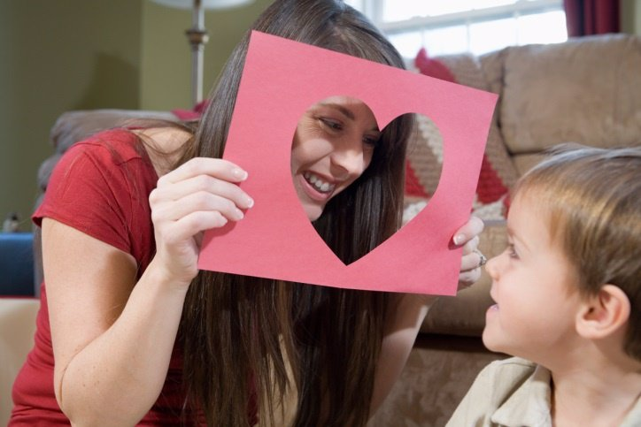 San Valentín, Niños, Pareja, corazones, Amor, Romántico