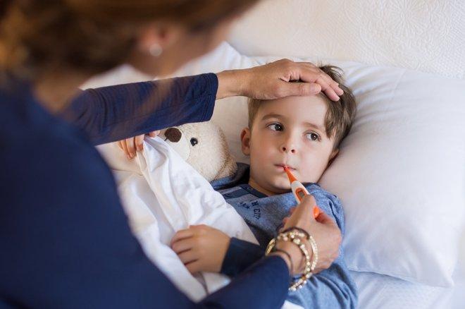 Los virus no responden a los antibióticos