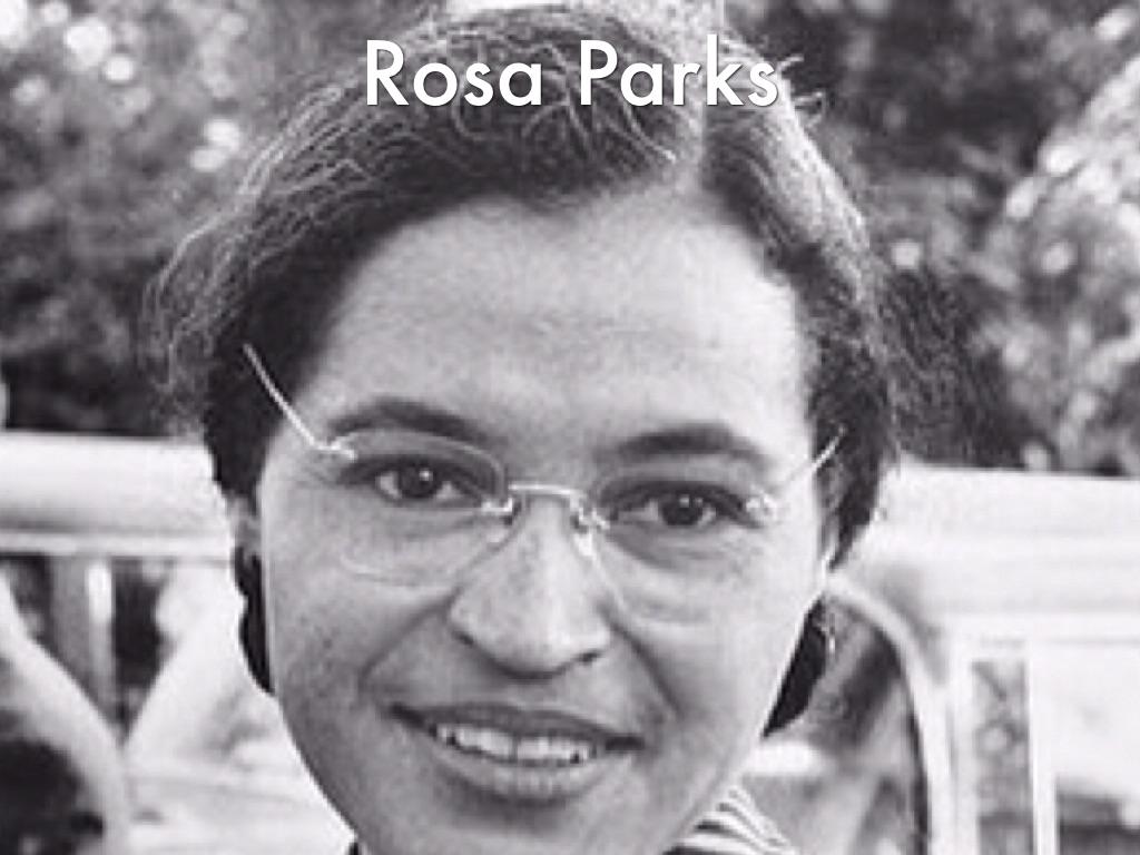Rosa Parks by Corey Craven