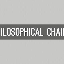Philosophical Chairs Topics Accent Chair Yellow By Marcela Nevarez