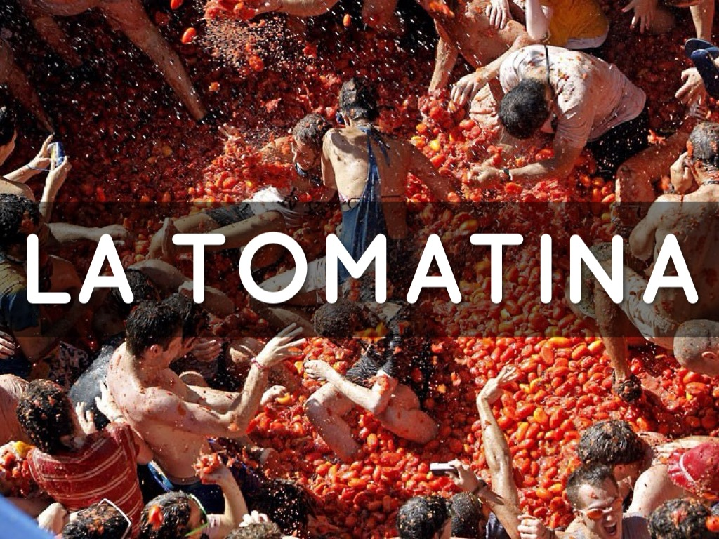 La Tomatina By Ryan Zheng