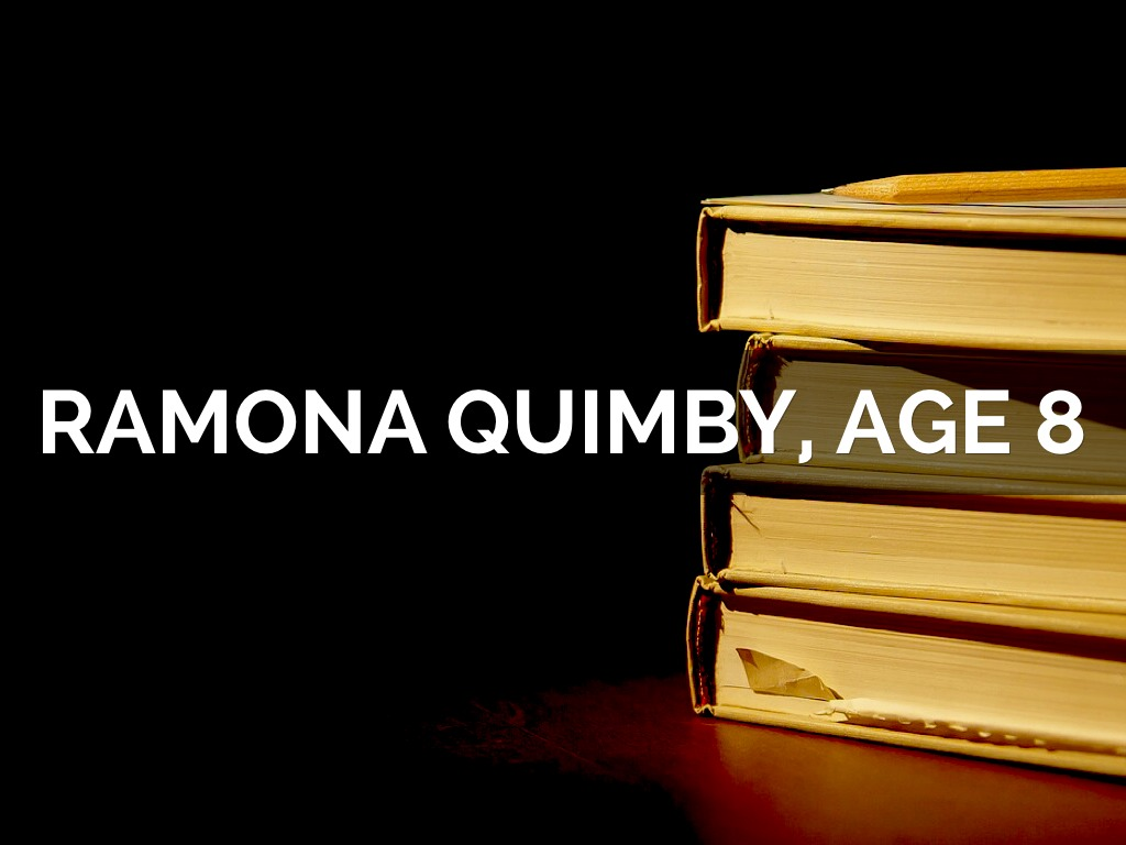 Ramona Quimby Age 8 By Irichman1 Ninofranco