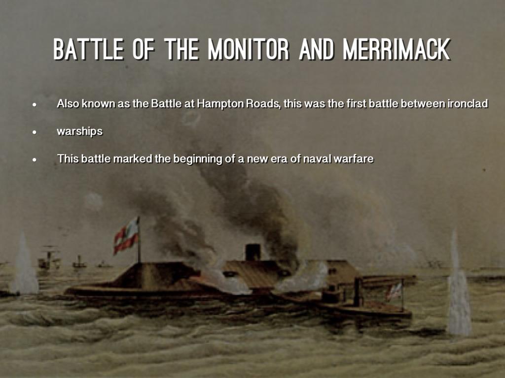 monitor versus merrimack diagram 1999 subaru impreza wiring how ironclads changed naval warfare by sarah thornsberr