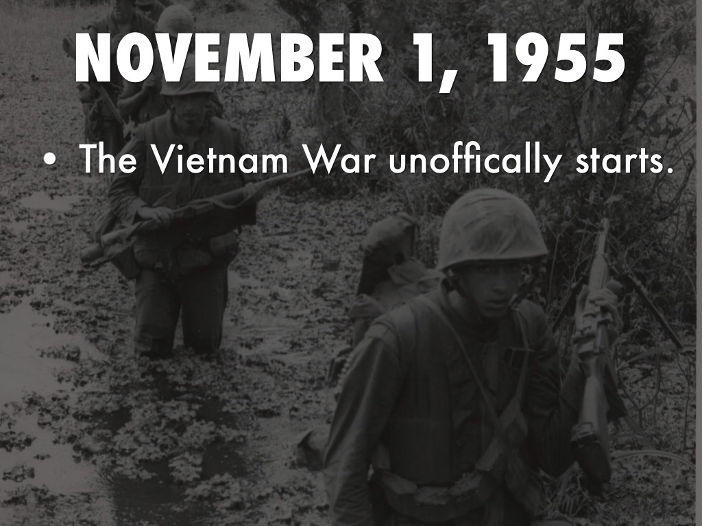 Vietnam War Timeline By Brandon Koncyk