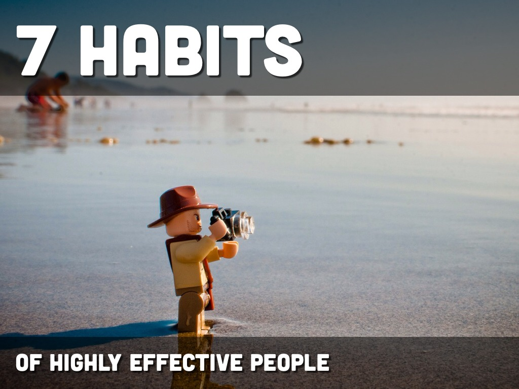 7 Habits Of Highly Effective Teens By Anthony Paine