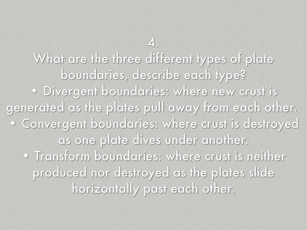 Plate Tectonics by Cole Christian