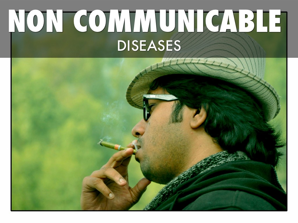 Non Communicable Diseases By Msimila