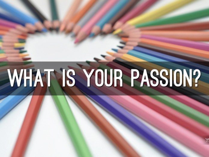 What Is Your Passion By Anny Lee