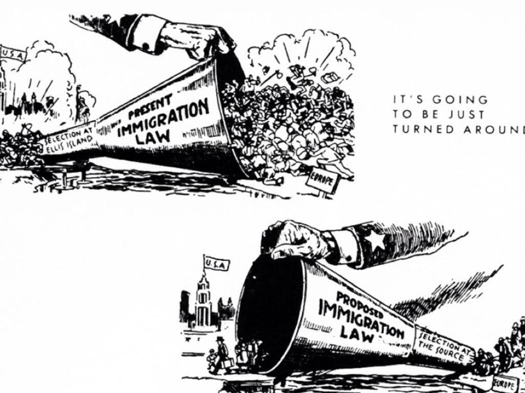 History Political Cartoon Project by Hannah Mason