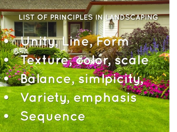 landscape principles catherine