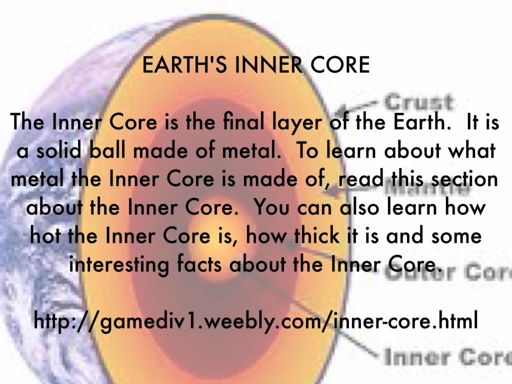 Earth Science By Hunter Hayslip